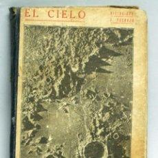 Libros antiguos: EL CIELO VICTORIANO F ASCARZA LECTURAS CIENTÍFICAS MAGISTERIO ESPAÑOL 3ª ED . Lote 41285395