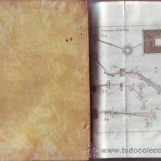 Libros antiguos: PLUCHE, ABAD M: ESPECTACULO DE LA NATURALEZA TOMO VII, PARTE QUARTA. IBARRA 1757. Lote 41324400