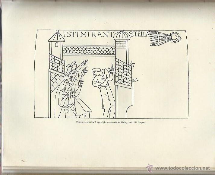 Libros antiguos: O COMETA DE HALLEY, RAMOS DA COSTA, ILUSTRADO CON 10 GRABADOS, LISBOA 1910 - Foto 2 - 41747158
