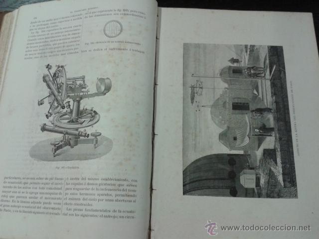 Libros antiguos: EL TELESCOPIO MODERNO, AUGUSTO T ARCIMIS, 1878 - Foto 9 - 44970294