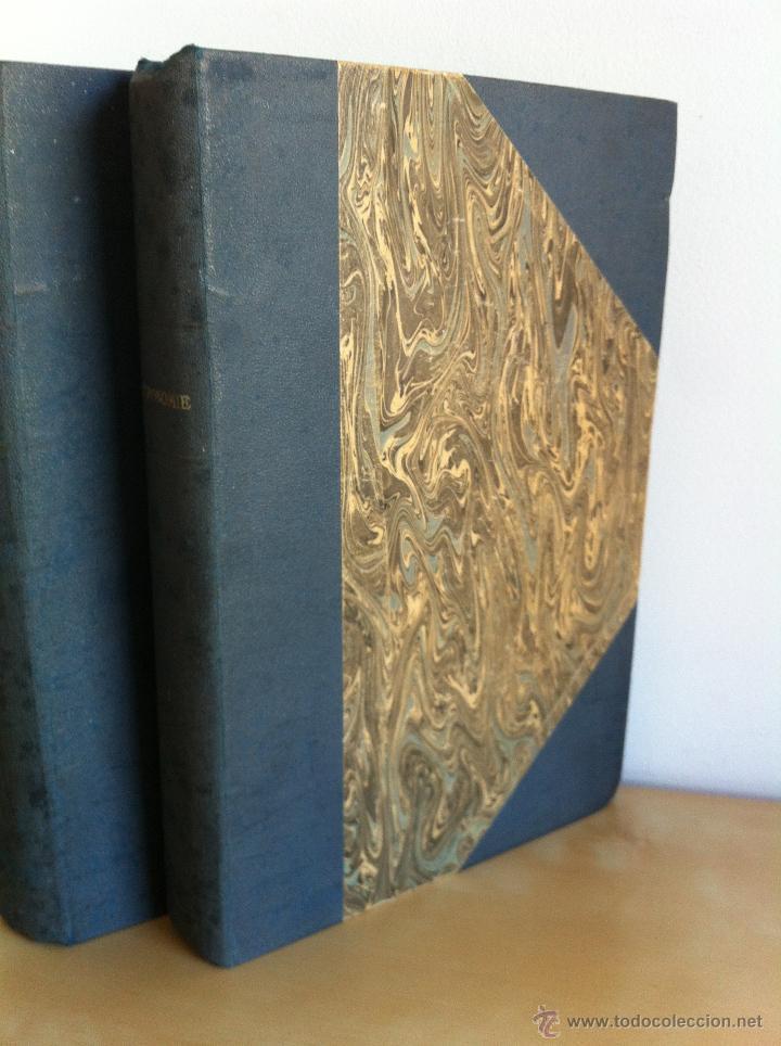 Libros antiguos: ASTRONOMIE POPULAIRE. TOMOS I Y II. CAMILLE FLAMMARION. A.LE VASSEUR EDITEUR. AÑO 1880. ILUSTRADO. - Foto 4 - 44980460