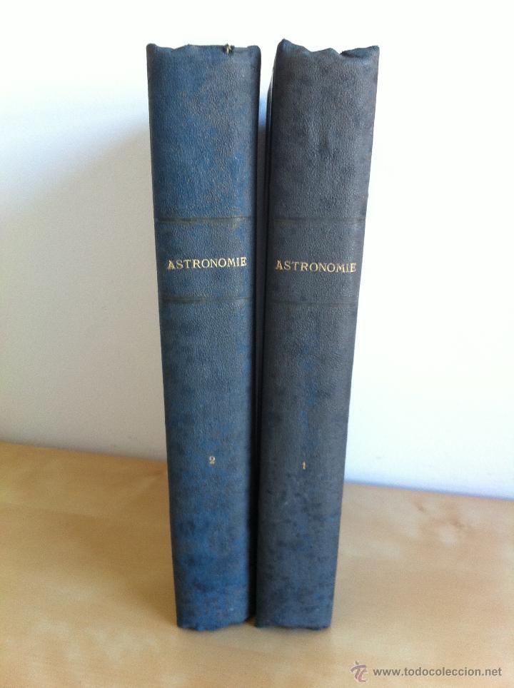 Libros antiguos: ASTRONOMIE POPULAIRE. TOMOS I Y II. CAMILLE FLAMMARION. A.LE VASSEUR EDITEUR. AÑO 1880. ILUSTRADO. - Foto 5 - 44980460
