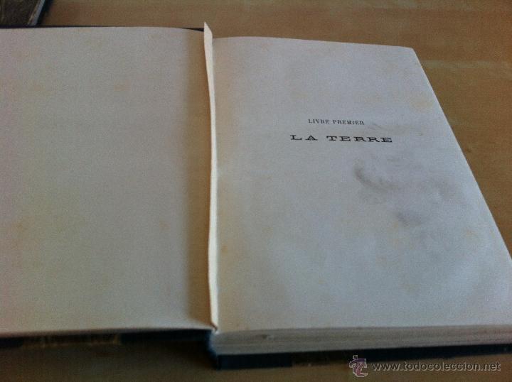 Libros antiguos: ASTRONOMIE POPULAIRE. TOMOS I Y II. CAMILLE FLAMMARION. A.LE VASSEUR EDITEUR. AÑO 1880. ILUSTRADO. - Foto 13 - 44980460