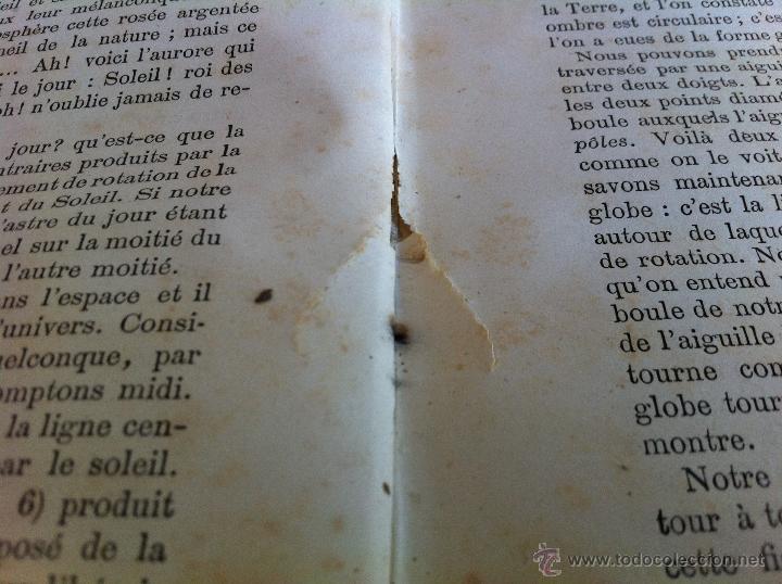 Libros antiguos: ASTRONOMIE POPULAIRE. TOMOS I Y II. CAMILLE FLAMMARION. A.LE VASSEUR EDITEUR. AÑO 1880. ILUSTRADO. - Foto 17 - 44980460