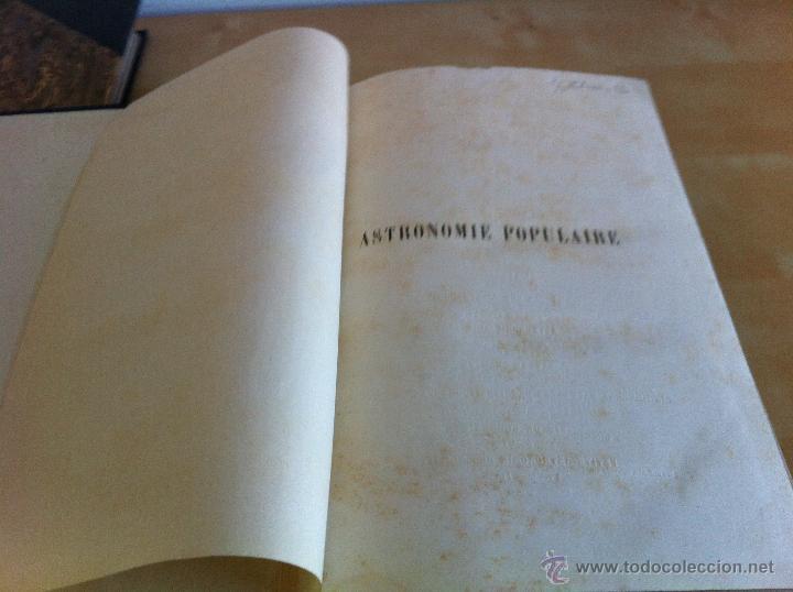 Libros antiguos: ASTRONOMIE POPULAIRE. TOMOS I Y II. CAMILLE FLAMMARION. A.LE VASSEUR EDITEUR. AÑO 1880. ILUSTRADO. - Foto 28 - 44980460