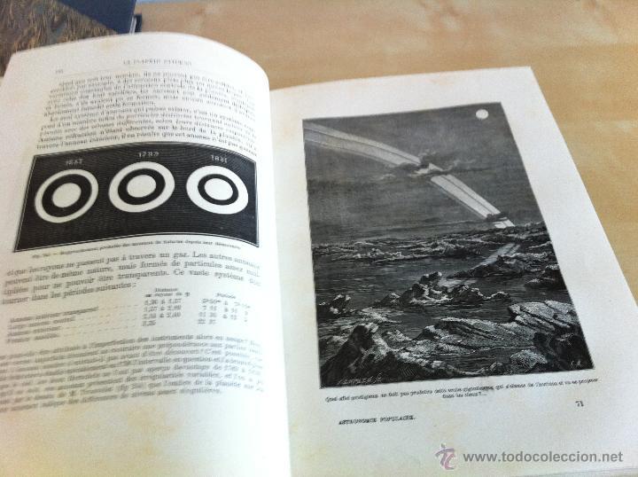 Libros antiguos: ASTRONOMIE POPULAIRE. TOMOS I Y II. CAMILLE FLAMMARION. A.LE VASSEUR EDITEUR. AÑO 1880. ILUSTRADO. - Foto 39 - 44980460