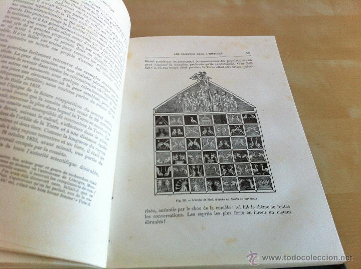 Libros antiguos: ASTRONOMIE POPULAIRE. TOMOS I Y II. CAMILLE FLAMMARION. A.LE VASSEUR EDITEUR. AÑO 1880. ILUSTRADO. - Foto 40 - 44980460