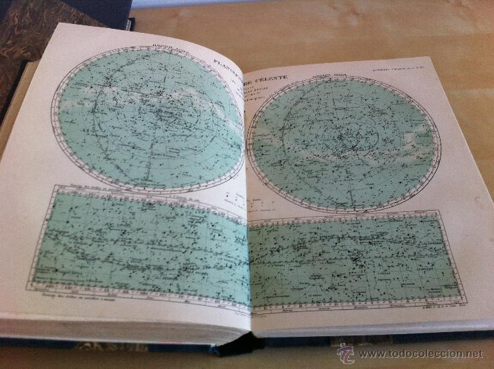 Libros antiguos: ASTRONOMIE POPULAIRE. TOMOS I Y II. CAMILLE FLAMMARION. A.LE VASSEUR EDITEUR. AÑO 1880. ILUSTRADO. - Foto 41 - 44980460