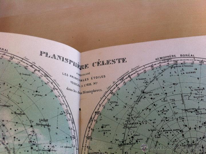 Libros antiguos: ASTRONOMIE POPULAIRE. TOMOS I Y II. CAMILLE FLAMMARION. A.LE VASSEUR EDITEUR. AÑO 1880. ILUSTRADO. - Foto 42 - 44980460