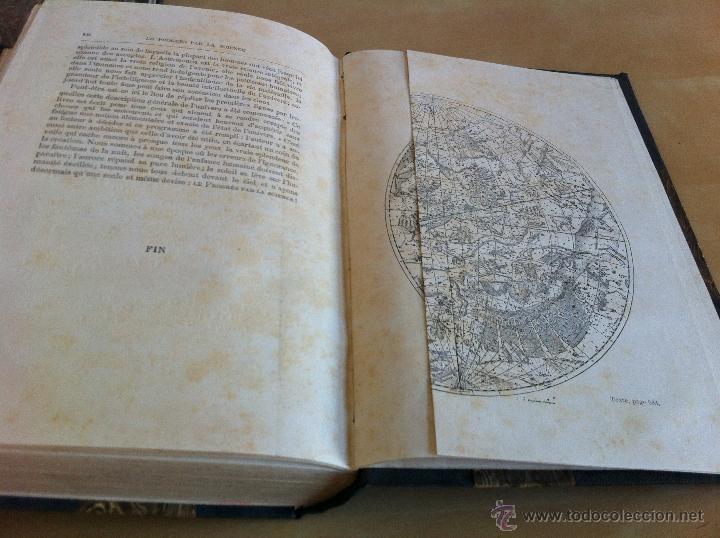Libros antiguos: ASTRONOMIE POPULAIRE. TOMOS I Y II. CAMILLE FLAMMARION. A.LE VASSEUR EDITEUR. AÑO 1880. ILUSTRADO. - Foto 45 - 44980460