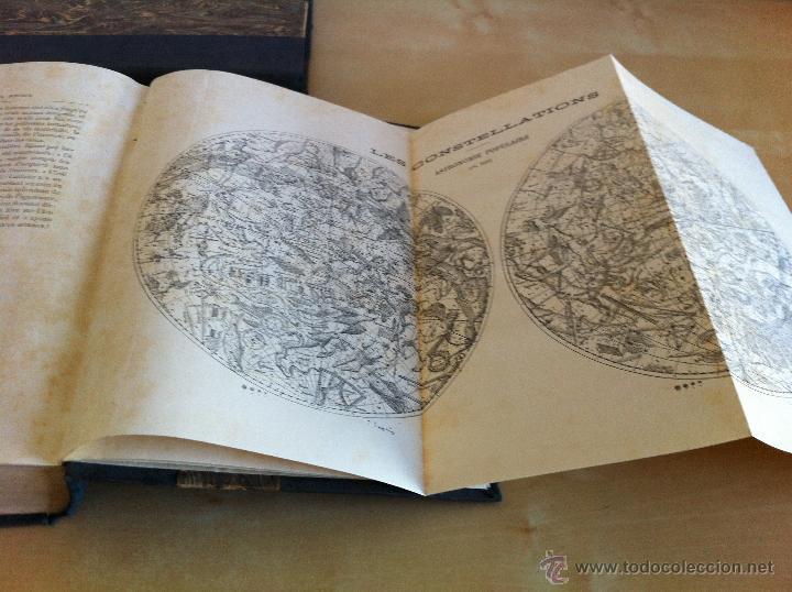 Libros antiguos: ASTRONOMIE POPULAIRE. TOMOS I Y II. CAMILLE FLAMMARION. A.LE VASSEUR EDITEUR. AÑO 1880. ILUSTRADO. - Foto 46 - 44980460