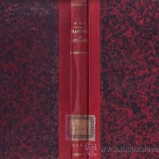 Libros antiguos: BOSCH, ALBERTO: MANUAL DE ASTRONOMIA POPULAR. 1881. Lote 45333918