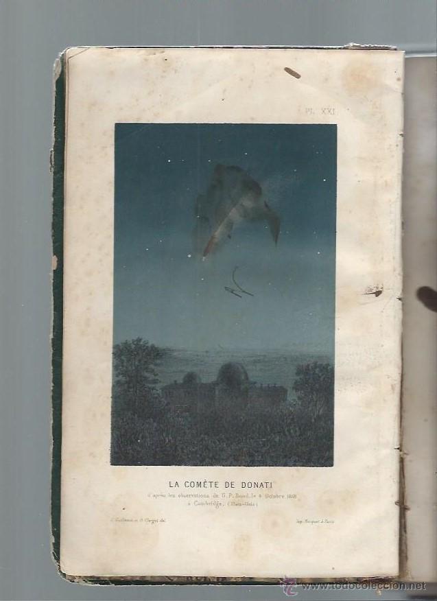 Libros antiguos: LE CIEL, NOTIONS D´ASTRONOMIE, AMÉDÉE GUILLEMIN, PARIS HACHETTE ET CIE 1865, ILUSTRADA - Foto 3 - 45609511