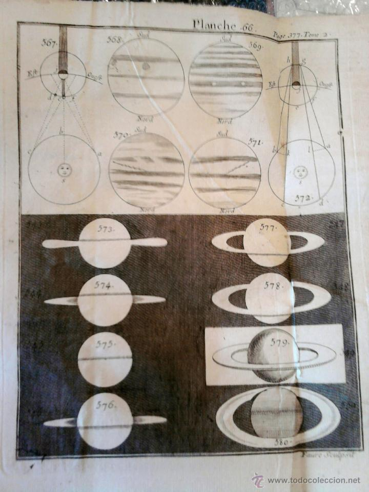 Libros antiguos: LIBRO SIGLOXVIII-CURSO COMPLETO OPTICA-COURS COMPLET D'OPTIQUES,AÑO1767,DE ROBERT SMITH,ASTRONOMIA - Foto 3 - 46950719
