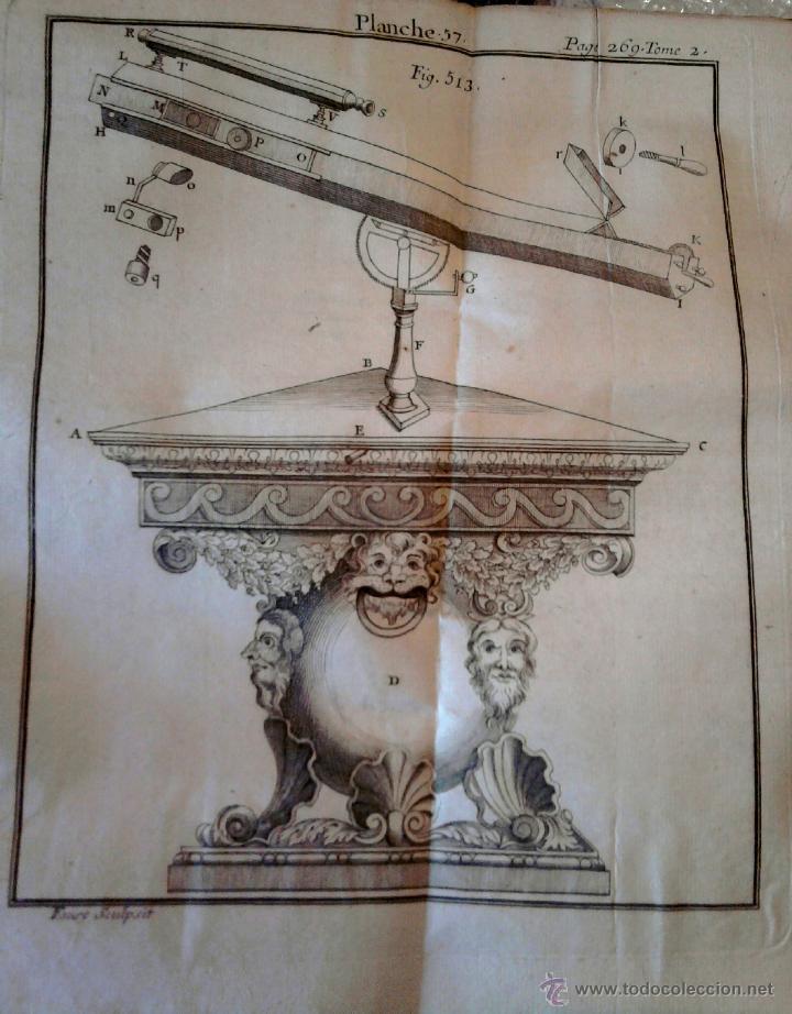 Libros antiguos: LIBRO SIGLOXVIII-CURSO COMPLETO OPTICA-COURS COMPLET D'OPTIQUES,AÑO1767,DE ROBERT SMITH,ASTRONOMIA - Foto 4 - 46950719