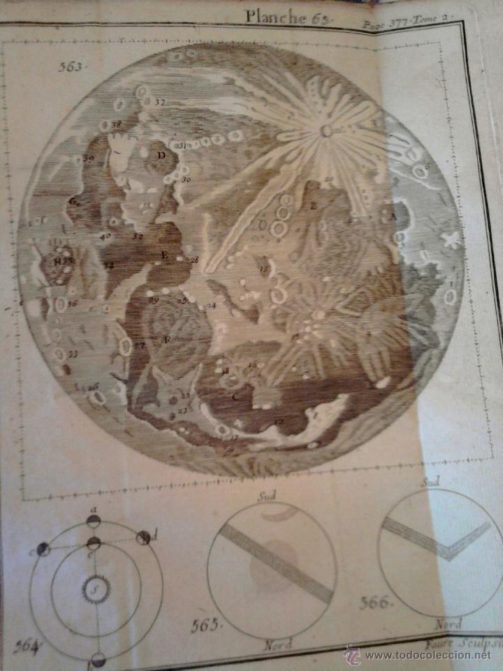 Libros antiguos: LIBRO SIGLOXVIII-CURSO COMPLETO OPTICA-COURS COMPLET D'OPTIQUES,AÑO1767,DE ROBERT SMITH,ASTRONOMIA - Foto 5 - 46950719