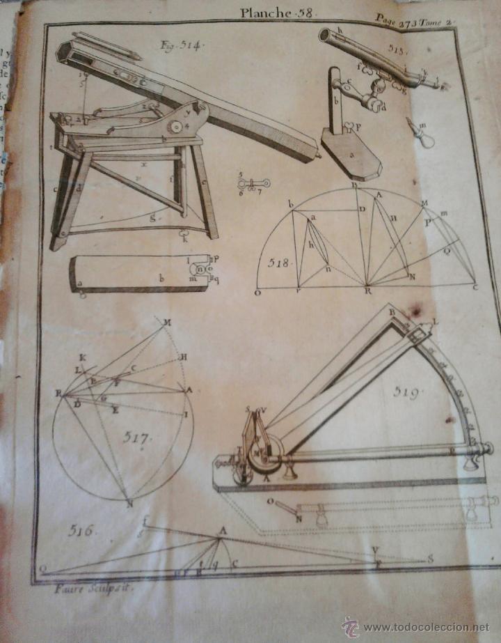 Libros antiguos: LIBRO SIGLOXVIII-CURSO COMPLETO OPTICA-COURS COMPLET D'OPTIQUES,AÑO1767,DE ROBERT SMITH,ASTRONOMIA - Foto 7 - 46950719