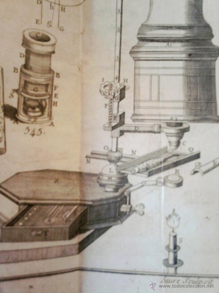Libros antiguos: LIBRO SIGLOXVIII-CURSO COMPLETO OPTICA-COURS COMPLET D'OPTIQUES,AÑO1767,DE ROBERT SMITH,ASTRONOMIA - Foto 8 - 46950719
