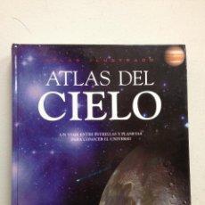 Libros antiguos: ATLAS DEL CIELO. Lote 47425554