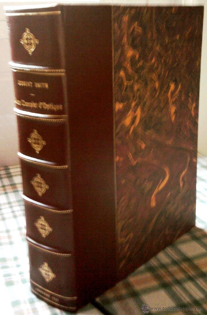 Libros antiguos: LIBRO SIGLOXVIII-CURSO COMPLETO OPTICA-COURS COMPLET D'OPTIQUES,AÑO1767,DE ROBERT SMITH,ASTRONOMIA - Foto 13 - 46950719