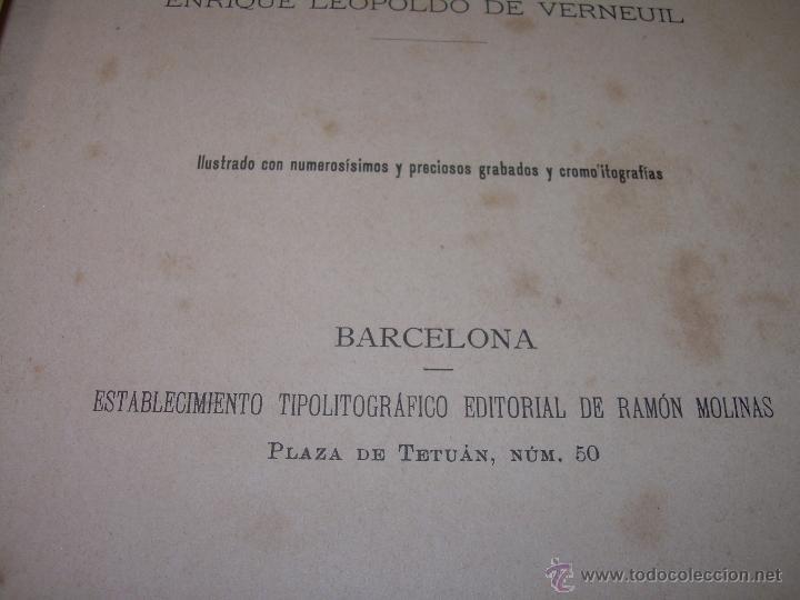 Libros antiguos: LA HISTORIA DE LOS CIELOS....TRATADO DE ASTRONOMIA.....CON NUMEROSISIMOS GRABADOS Y CROMOLITOGRAFIAS - Foto 2 - 48687161