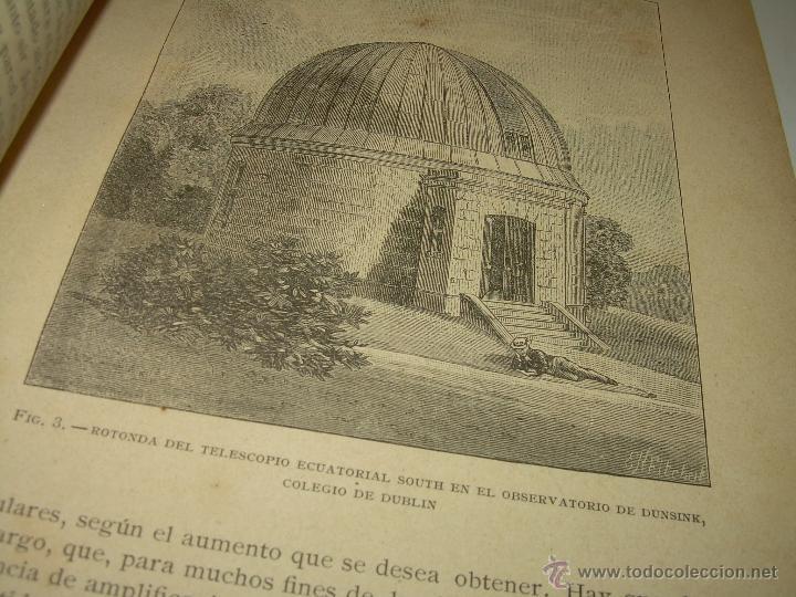 Libros antiguos: LA HISTORIA DE LOS CIELOS....TRATADO DE ASTRONOMIA.....CON NUMEROSISIMOS GRABADOS Y CROMOLITOGRAFIAS - Foto 6 - 48687161