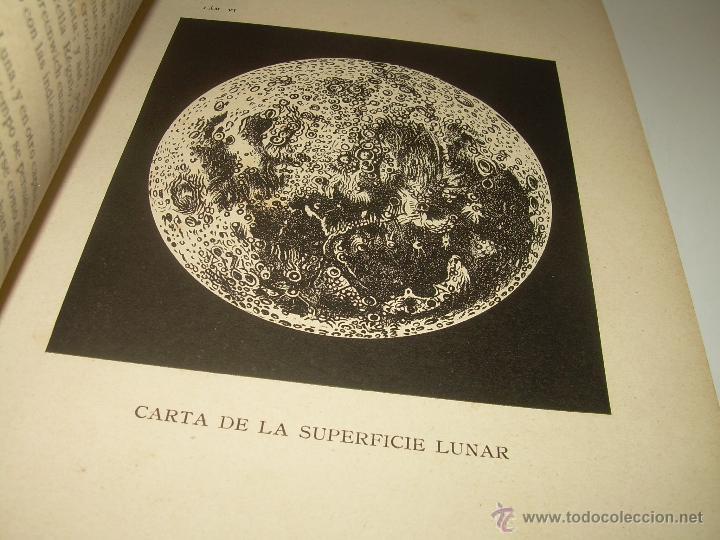 Libros antiguos: LA HISTORIA DE LOS CIELOS....TRATADO DE ASTRONOMIA.....CON NUMEROSISIMOS GRABADOS Y CROMOLITOGRAFIAS - Foto 9 - 48687161