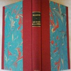 Libros antiguos: LIBRO AÑO 1826,TEMA ASTRONOMIA,GLOBO TERRAQUEO Y CELESTE-LES USAGES DE LA SPHERE DES GLOBES-FRANCES. Lote 48809471