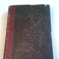 Libros antiguos: MANUAL DE TERAPEUTICA POR X. ARNOZAN, TOMO I DE FINALES DEL XIX Y PRINCIPIOS DEL XX. Lote 49027517