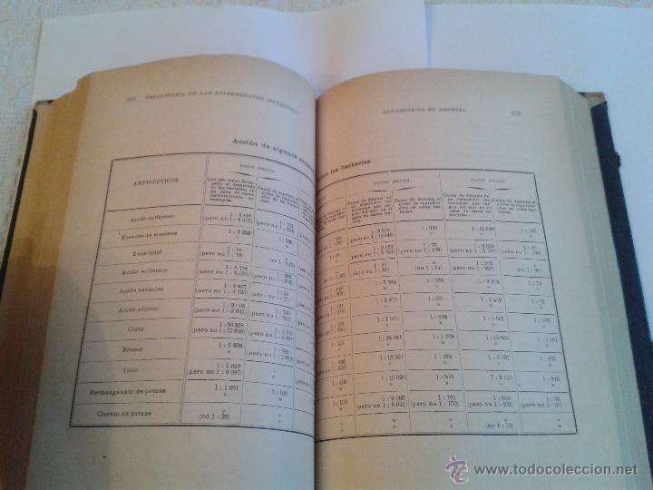 Libros antiguos: MANUAL DE TERAPEUTICA POR X. ARNOZAN, TOMO I DE FINALES DEL XIX Y PRINCIPIOS DEL XX - Foto 4 - 49027517