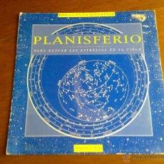 Libros antiguos: PLANISFERIO LUMINISCENTE DE MELQUIADES Y MERLIN PARA BUSCAR LAS ESTRELLAS EN EL CIELO VER FOTOS. Lote 179248373