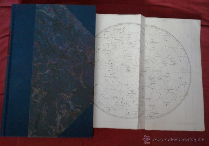 Libros antiguos: LIBRO-CURSO DE ASTRONOMIA-AÑO 1865, PARA OFICIALES DE LA MARINA IMPERIAL,SIGLO XIX, EN FRANCES - Foto 5 - 49507776