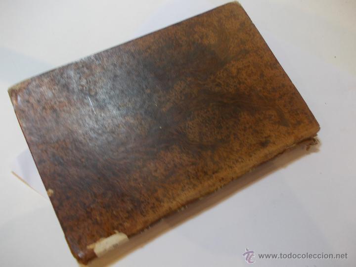 Libros antiguos: ANTIGUO LIBRO ALMANAQUE NAUTICO Y EFEMERIDES ASTRONOMICAS CALCULADAS PARA EL AÑO 1825 - Foto 8 - 49529536