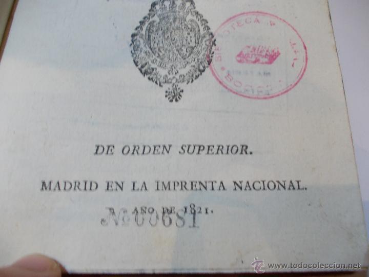 Libros antiguos: ANTIGUO LIBRO ALMANAQUE NAUTICO Y EFEMERIDES ASTRONOMICAS CALCULADAS PARA EL AÑO 1824 - Foto 2 - 49529637