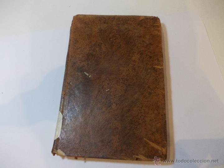 Libros antiguos: ANTIGUO LIBRO ALMANAQUE NAUTICO Y EFEMERIDES ASTRONOMICAS CALCULADAS PARA EL AÑO 1824 - Foto 6 - 49529637