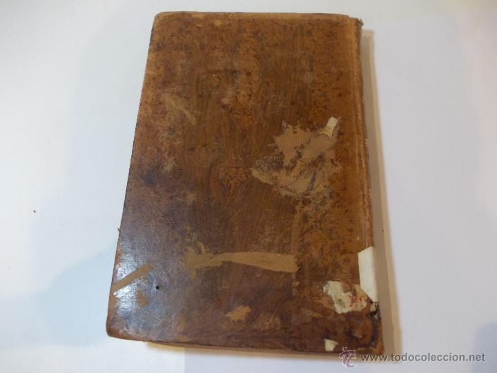 Libros antiguos: ANTIGUO LIBRO ALMANAQUE NAUTICO Y EFEMERIDES ASTRONOMICAS CALCULADAS PARA EL AÑO 1824 - Foto 5 - 49529980