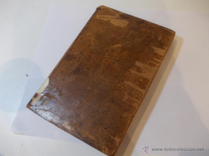 Libros antiguos: ANTIGUO LIBRO ALMANAQUE NAUTICO Y EFEMERIDES ASTRONOMICAS CALCULADAS PARA EL AÑO 1824 - Foto 6 - 49529980