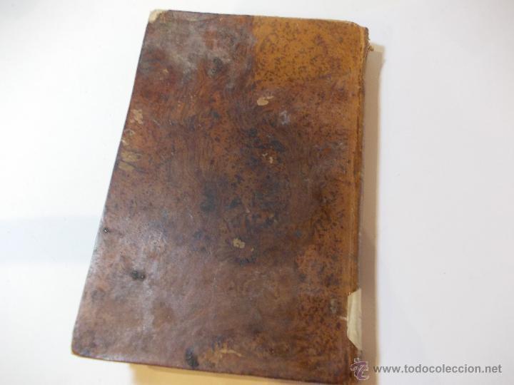 Libros antiguos: ANTIGUO LIBRO ALMANAQUE NAUTICO Y EFEMERIDES ASTRONOMICAS CALCULADAS PARA EL AÑO 1823 - Foto 5 - 49530089