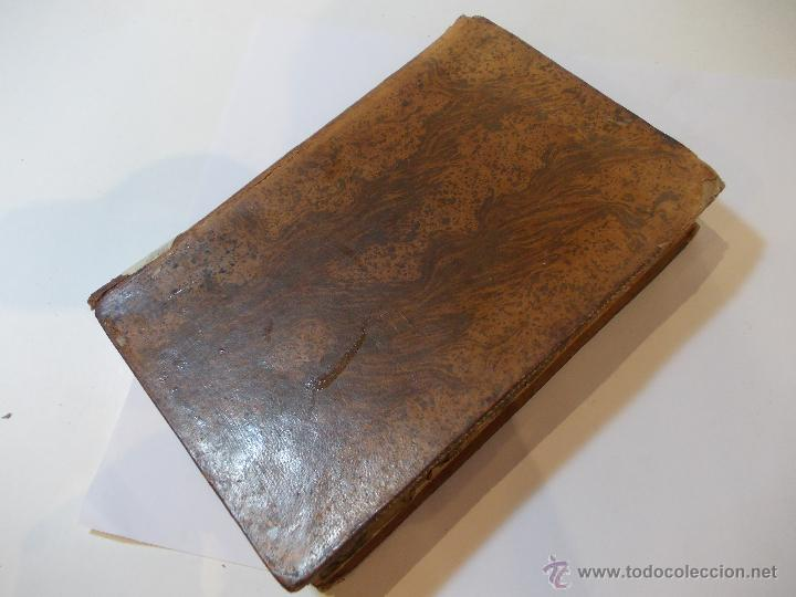 Libros antiguos: ANTIGUO LIBRO ALMANAQUE NAUTICO Y EFEMERIDES ASTRONOMICAS CALCULADAS PARA EL AÑO 1823 - Foto 6 - 49530089