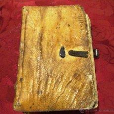 Libros antiguos: LUNARIO Y PRONOSTICO PERPETUO GENERAL Y PARTICULAR COMPUESTO POR GERONIMO CORTES. Lote 50546493