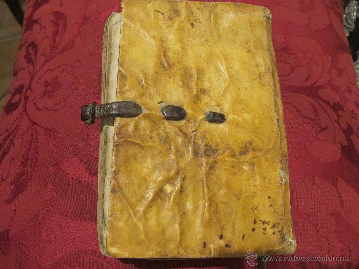 Libros antiguos: LUNARIO Y PRONOSTICO PERPETUO GENERAL Y PARTICULAR COMPUESTO POR GERONIMO CORTES - Foto 9 - 50546493