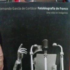 Libros antiguos: LIBRO FOTOBIOGRAFIA DE FRANCO. Lote 51960768