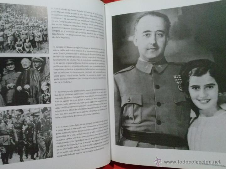 Libros antiguos: LIBRO FOTOBIOGRAFIA DE FRANCO - Foto 5 - 51960768