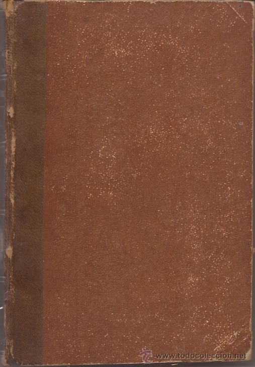 Libros antiguos: EL SOL / P. A. SECCHI / 1879 / IMPRENTA BALDARAQUE SEVILLA - Foto 2 - 52390474