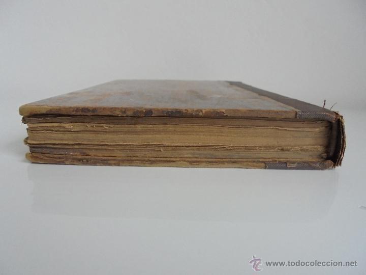 Libros antiguos: LUNARIO PERPETUO PRONOSTICO GENERAL Y PARTICULAR DEL REINO Y PROVINCIAS. CORTES. 1903?. VER FOTOS. - Foto 6 - 52590613