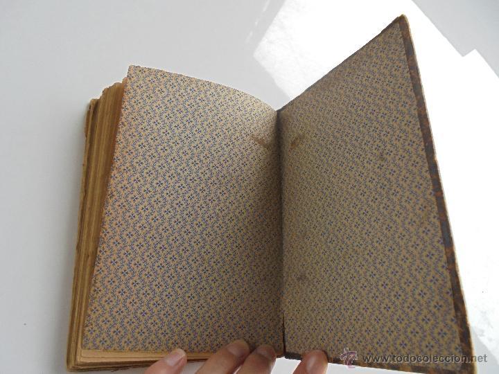 Libros antiguos: LUNARIO PERPETUO PRONOSTICO GENERAL Y PARTICULAR DEL REINO Y PROVINCIAS. CORTES. 1903?. VER FOTOS. - Foto 28 - 52590613