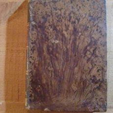 Libros antiguos: LA PLURALIDAD DE MUNDOS HABITADOS. 1866.. Lote 54038255