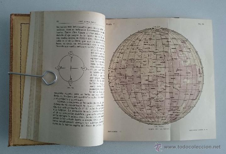 Libros antiguos: Astronomía. José Comas Solá. Editorial Labor. Año 1933 - Foto 5 - 54940835