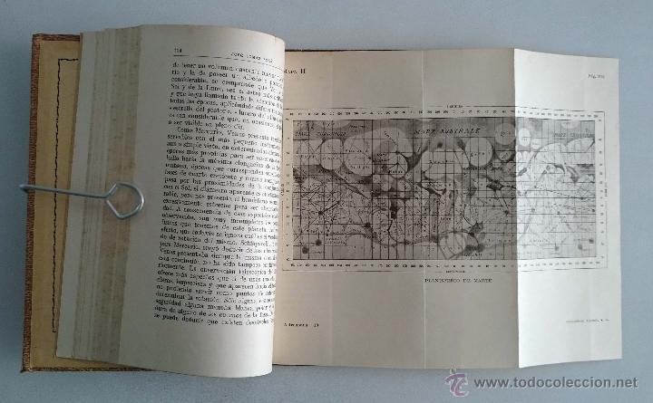 Libros antiguos: Astronomía. José Comas Solá. Editorial Labor. Año 1933 - Foto 6 - 54940835