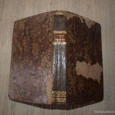 Libros antiguos: FRANCISCO VERDEJO PAEZ. PRINCIPIOS DE GEOGRAFÍA ASTRONÓMICA, FÍSICA Y POLÍTICA. MADRID 1846. . Lote 55352408